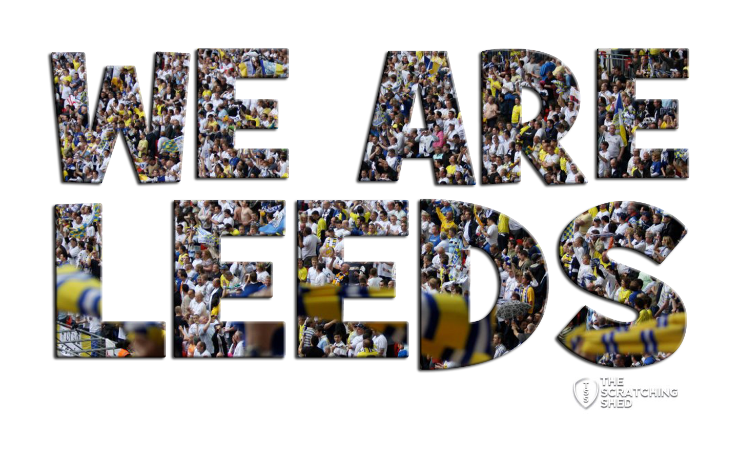 We Are Leeds Desktop Wallpaper