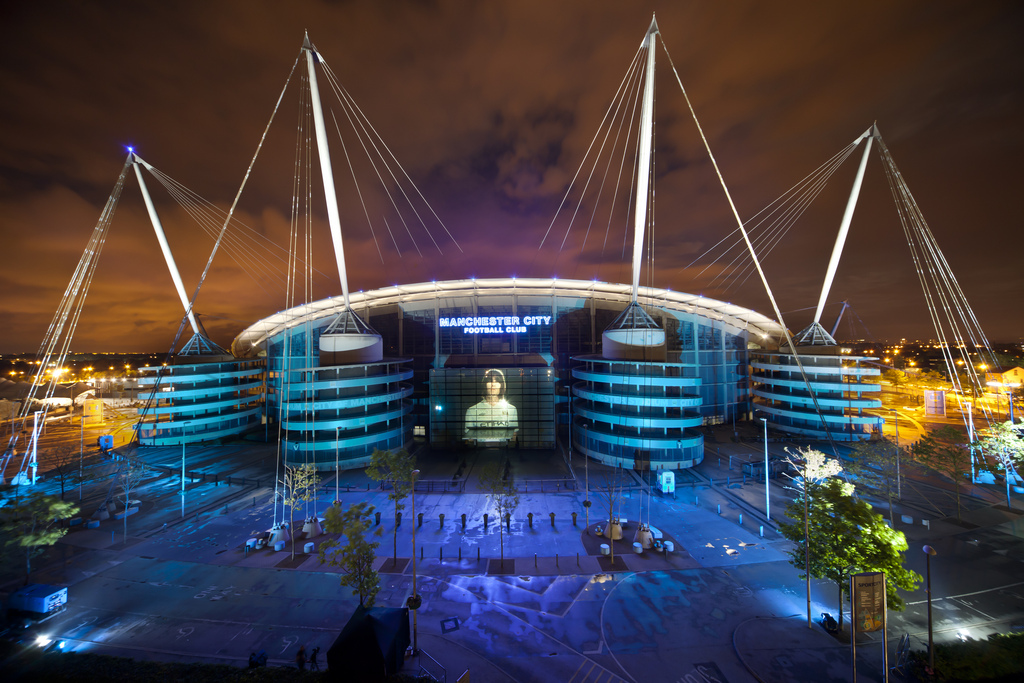 City Of Manchester Stadium: » Away Fans Views: Manchester City Fan Ahead Of FA Cup Clash